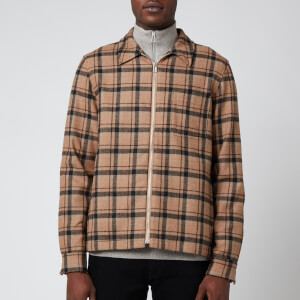 PS Paul Smith Men's Blouson Jacket - Chocolate