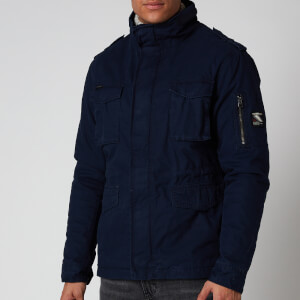 Superdry Men's Classic Rookie Jacket - Squad Navy