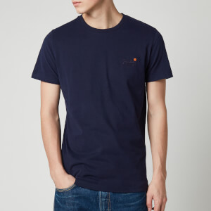 Superdry Men's Orange Label Vintage Embroidered T-Shirt - Optic -
