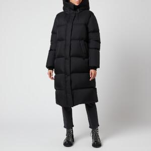 Mackage Women's Eliane Light Down Jacket with Hood - Black