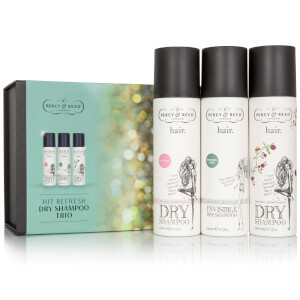 Percy & Reed Hit Refresh Dry Shampoo Trio