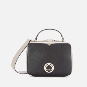 Kate Spade New York Women's Vanity Mini Top Handle Bag - Black Multi