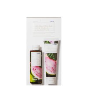 KORRES Juicy Guava Bites Bath and Body Duo (Worth £33.00)