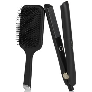 ghd Gold Styler and Paddle Brush Gift Set