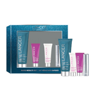 Lancer Rapid Results 4-Piece Set (Worth £87.5.00)