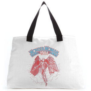 Wonder Woman 84 Large Tote Bag