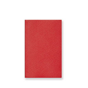 Smythson Panama Notebook - Red