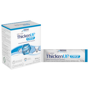 Resource Thicken Up® Clear Sachets 24 x 1.2g