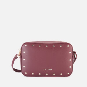 Ted Baker Women's Karsynn Studded Camera Bag - Deep Purple
