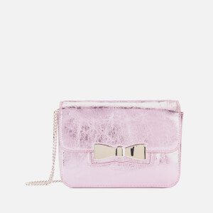 Ted Baker Women's Octavi Slotted Bow Cross Body Bag - Pink