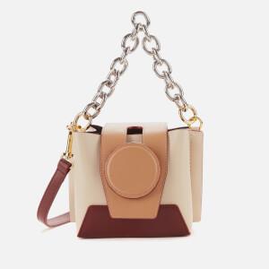 Yuzefi Women's Daria Bag - Cappucino/Cremisi