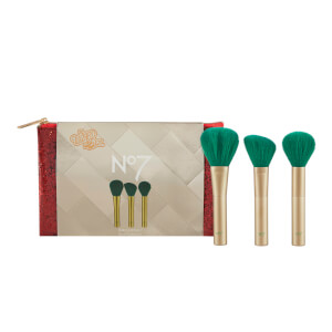 Wizard of Oz Ruby Slippers Brush Collection
