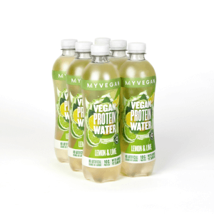 Clear Vegan Protein Water