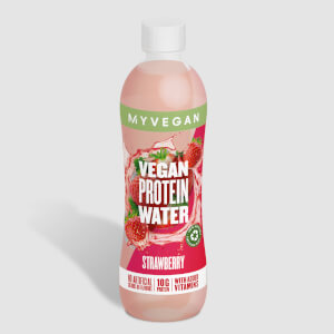 Clear Vegan Protein Water (Sample)