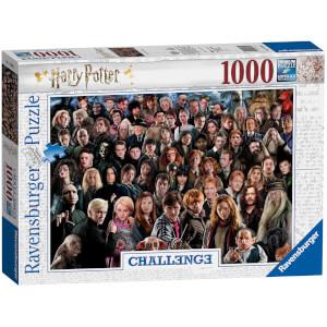 Ravensburger Challenge - Harry Potter (1000 Pieces)