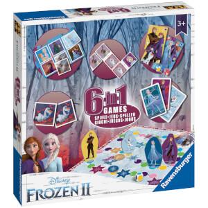 Ravensburger Frozen 2 - 6 in 1 Games Box