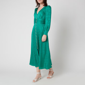 Olivia Rubin Women's Valentina Dress - Green