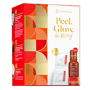 Dr Dennis Gross Skincare Peel. Glow. Be Merry. - Worth $124.00