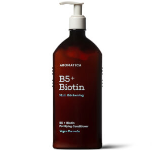AROMATICA B5+Biotin Fortifying Conditioner 400ml