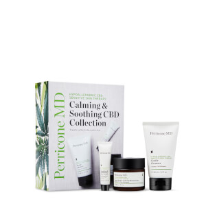 Calming & Soothing CBD Collection (Worth £94.00)