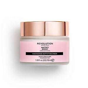 Revolution Skincare Niacinamide Mattifying Gel Moisturiser 50ml
