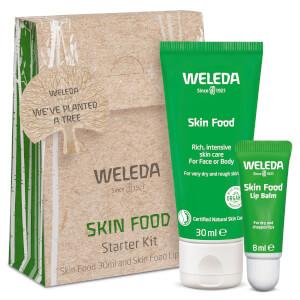 Weleda Skin Food Starter Kit (Worth £14.90)