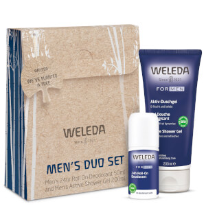 Weleda Men's Duo Set (Worth £15.90)