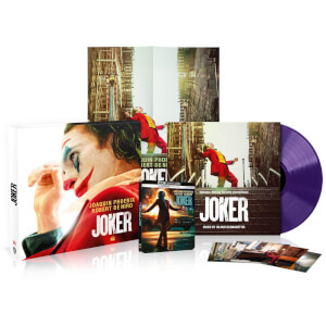 Joker Ultimate Collector's Edition - 4K Ultra HD (Includes 2D Blu-ray)