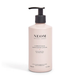 NEOM Complete Bliss Hand and Body Lotion 300ml