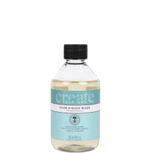 Create Your Own Hair and Body Wash 250ml