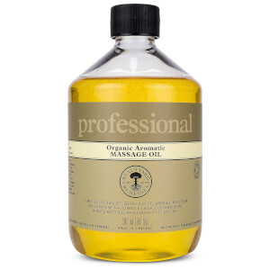 Professional Range Aromatic Massage Oil 500ml