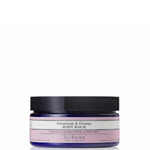 Geranium and Orange Body Balm 200g