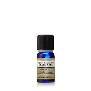 Clary Sage Organic Essential Oil 10ml