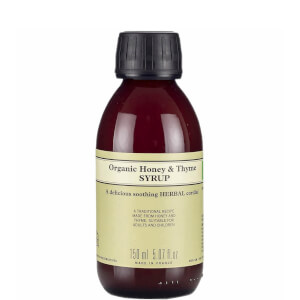 Honey and Thyme Syrup 150ml