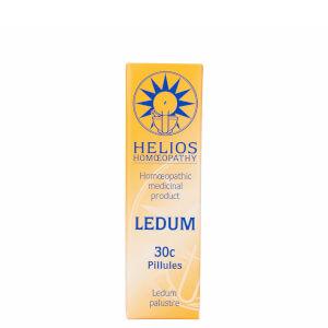 Ledum 30c Helios Homoeopathic Remedy - 100 Pills