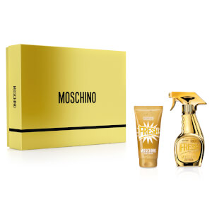 Moschino Gold Fresh Couture X20 Eau de Parfum 30ml Set (Worth £49.25)