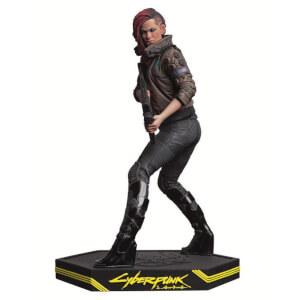 Dark Horse Cyberpunk 2077 PVC Statue Female V 22 cm