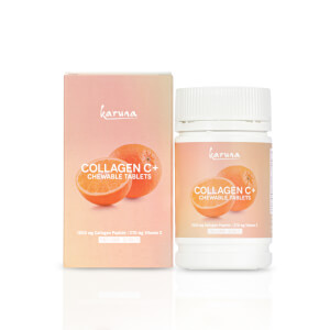 Karuna Collagen C+ Chewable Tablets - 60 Tablets