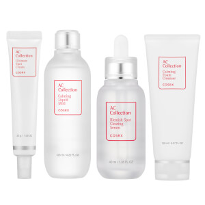 COSRX AC Collection Acne Calming Set