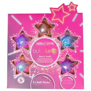 Bubble T Cosmetics Starry Bath Fizzer Collection