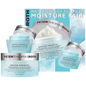 Water Drench® Full-Size Moisture Pair - Worth $94.00