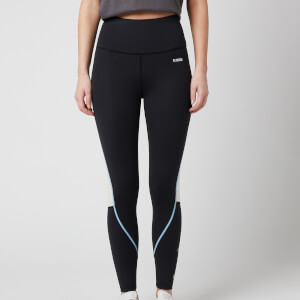 P.E Nation Women's Reverse Dribble Leggings - Black