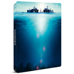 Waterworld - Zavvi Exclusive 4K Ultra HD Steelbook (Includes 2D Blu-ray)