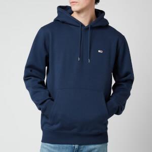 Tommy Jeans Men's Regular Fleece Hoodie - Twilight Navy