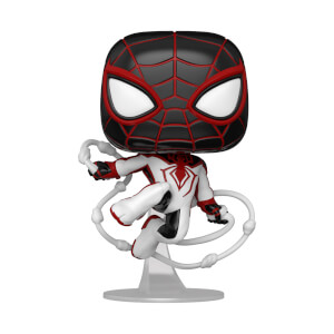 Marvel Spider-man: Miles Morales (T.R.A.C.K. Suit) Pop! Vinyl