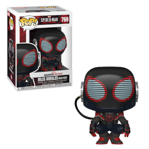 Marvel Spiderman Miles Morales 2020 Suit Pop! Vinyl