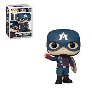 Marvel Falcon and Winter Soldier John Walker als Captain America Funko Pop! Vinyl Figur