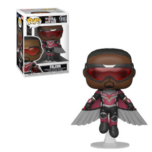 Marvel The Falcon & Winter Solider - Falcon Flying Funko Pop! Vinyl