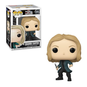 Marvel Falcon & Winter Soldier Sharon Carter Pop! Vinyl