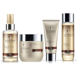 System Professional Luxe Oil Keratin Kit
